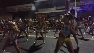 Bloco afro de Carnaval porteño 2018