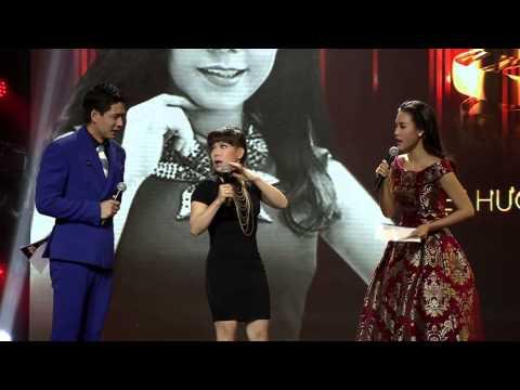 [HTV AWARDS][LIVE SHOW 3] - VIỆT HƯƠNG NHẢY VŨ ĐIỆU CỒNG CHIÊNG (28/03/15)