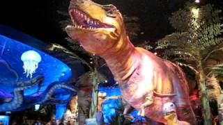 T-Rex Restaurant In Downtown Disney Orlando, FL