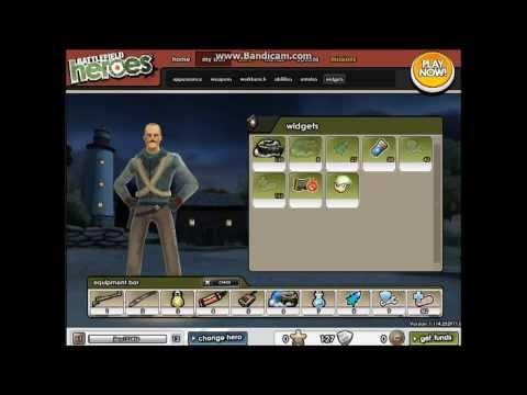 How to buy weapon (sniper) to VP Battlefield Heroes ~ BFH