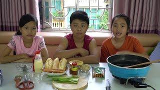 Xem Hướng Dẫn Cách Làm Bánh Mì Nướng Muối Ớt Bằng Chảo Điện Đa Năng Ăn Thử Và Cảm Nhận