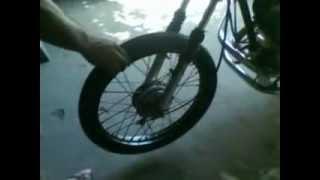 Alinear una moto