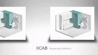 Cabina Armadio Xcab : Composizione 7 cameretta letto a castello cabina armadio xcab dielle