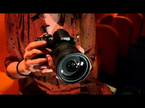 Nikon D3200 - Which? first look