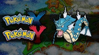 Pokemon X And Y How To Get Gyarados