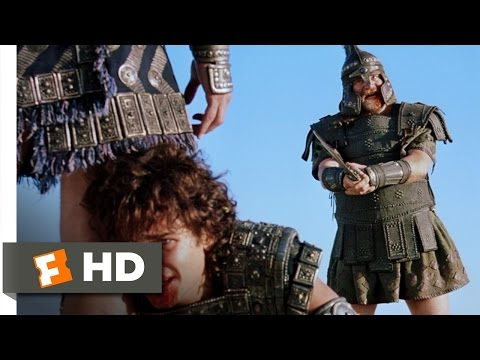 Troy (2/5) Movie CLIP - Hector Saves Paris (2004) HD