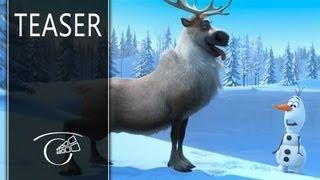 Frozen. El Reino De Hielo Teaser