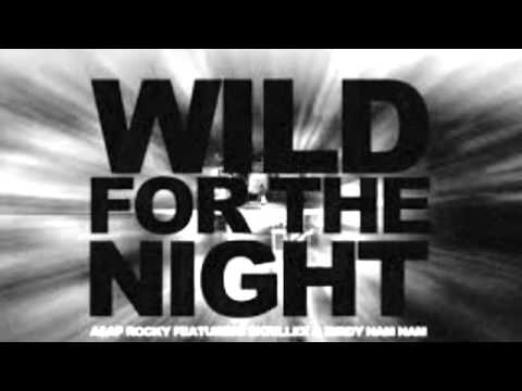 Lyrics to wild for the night asap rocky