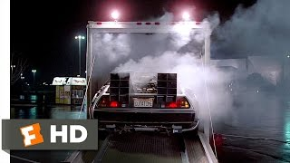 Back To The Future (1/10) Movie CLIP Doc Brown Reveals