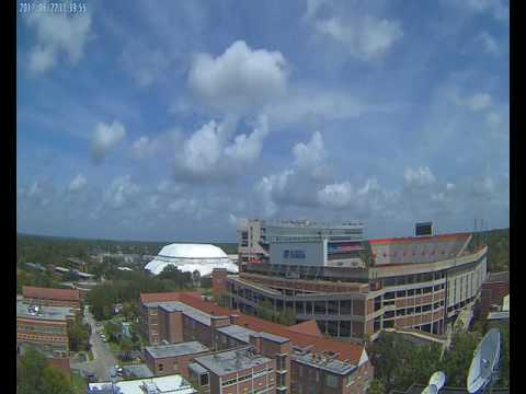 Ben Hill Griffin Stadium Camera 2017-06-22: University of Florida
