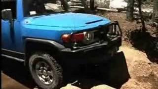 Toyota Fj Cruiser - Capacidad Off-Road videos