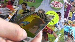 ROAD TO 2014 FIFA World Cup Brazil Brister Mutli-Pack 9