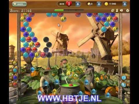 Bubble Witch Saga level 21