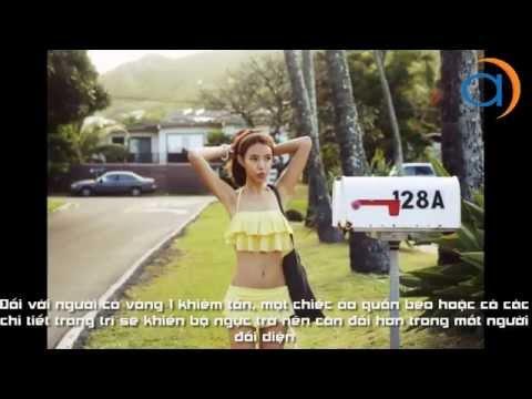 Hướng Dẫn Chọn Đồ Bơi - Bikini Cho Phái Nữ