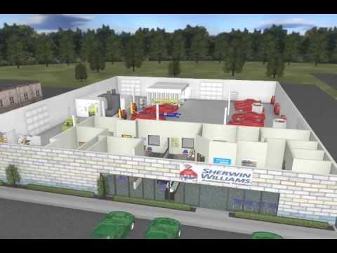Collision Facility Virtual Tour - YouTube