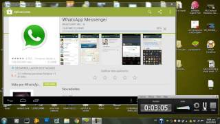 DESCARGAR E INSTALAR WHATSAPP,LINE,WECHAT PARA PC Y LAPTOP