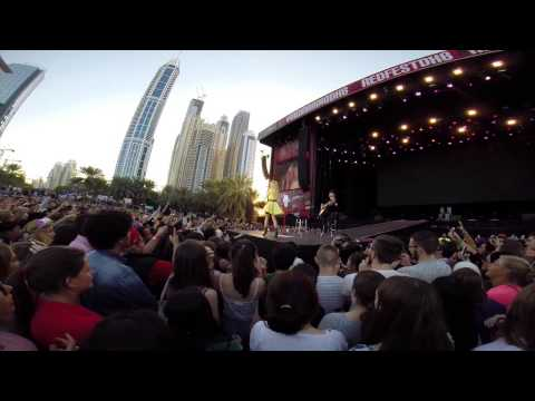 Rita Ora ( FULL SET) Live At Red Fest DXB Dubai! Virgin Radio