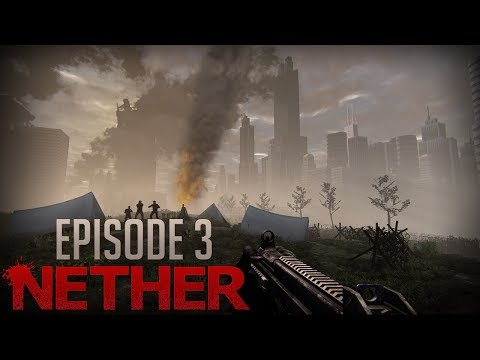 ON DÉFEND NOTRE POSITION - Nether - Ep.3