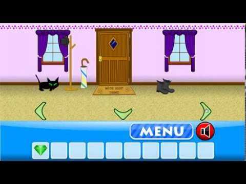 Hooda escape grandma s house walkthrough youtube