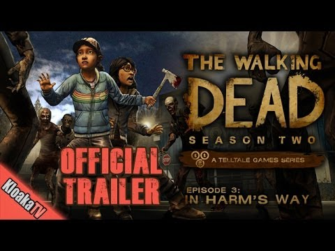 Episode 3 Trailer - The Walking Dead Season 2 - Release date May 13