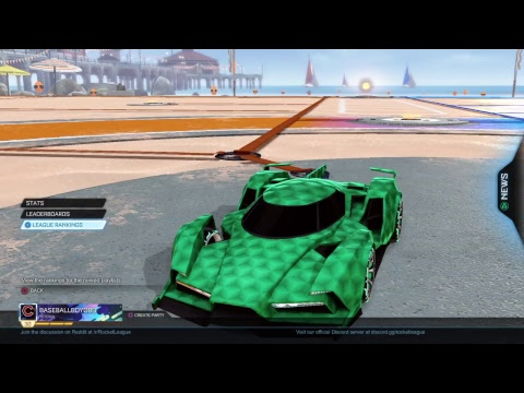 Rocket league gameplay silver 3