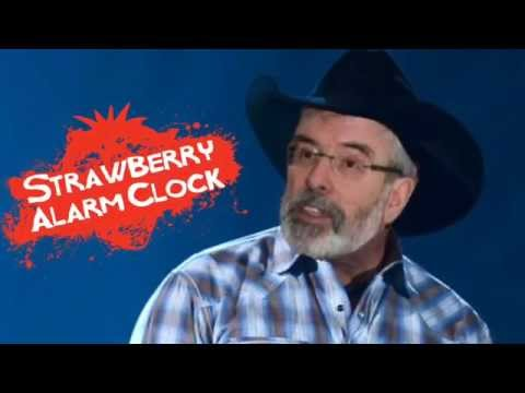 Gerry Adams takes over from Garth Brooks