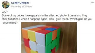 Comment Awards: Rubik's Cube (Speedcubing)