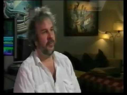 Interview with Peter Jackson and James Cameron Part 1 of 2