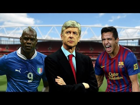 11 Players Arsenal Fans Dream To Sign In Transfer Window 2014