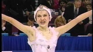 Oksana Baiul (UKR) 1994 The Nikon Figure Skating