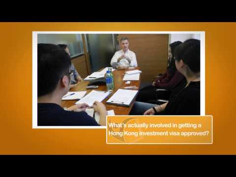 What is Actually Involved in Getting a Hong Kong Investment Visa Approved?