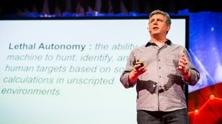 Ted Talks: Daniel Suarez: The Kill Decision shouldn't Belong to a Robot