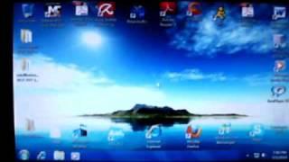 Windows 7 Home Premium (64-Bit) Running On The Dell