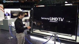Im Überblick: Samsung HU8590, HU7590, U8090 Und U7090