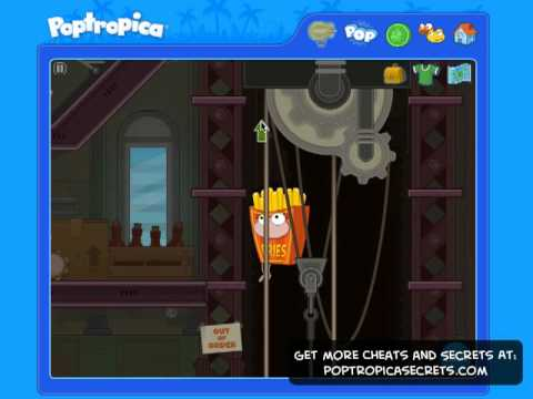 Poptropica Cheats For Game Show Island Written Walkthrough