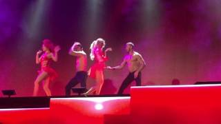 DWTS: Hot Summer Nights Tour: (Despacito/Bailar Group Number) White Plains,NY