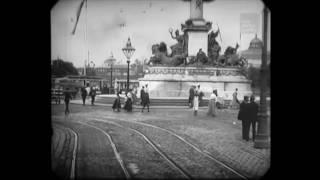 Viedeň v roku 1906