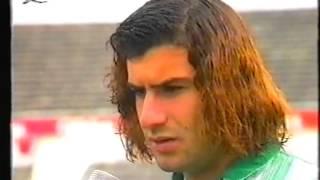 Declarações de Figo depois do Benfica - Sporting de 1991/1992