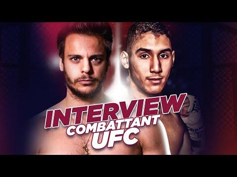 IL COMBAT À L'UFC et je l'ai battu (presque) FARES ZIAM