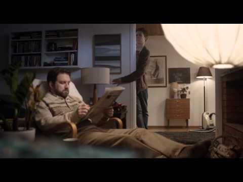 Släck ljuset i tomma rum och spara energi - Reklamfilm - E.ON