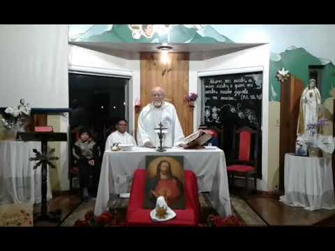 Santa Missa | 26.06.2020 | Sexta-feira | Padre José Sometti | ANSPAZ