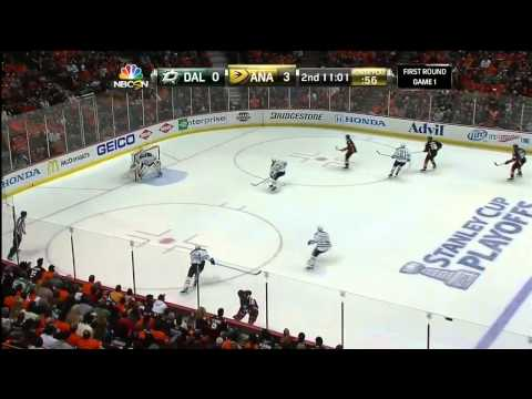 Dallas Stars vs Anaheim Ducks 16.04.2014