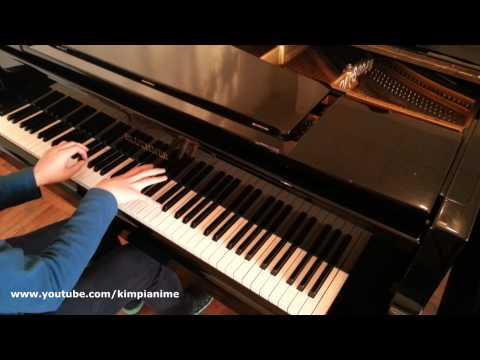 Goya no Machiawase (Full ver.) - Noragami OP {Piano}【 Kimpianime 】 (한밤중의 만남 - 노라가미 OP)