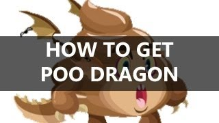 How To Get POO DRAGON In Dragon City By Breeding Legendary