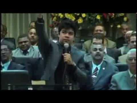 Samuel Mariano - Reatando a amizade! ÉFORTEBRASIL...