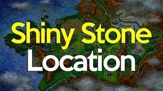 Pokemon X And Y Shiny Stone Location