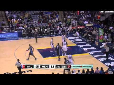 FULL HIGHLIGHTS HD   Orlando Magic vs Memphis Grizzlies   December 9, 2013   NBA 2013 14 Season