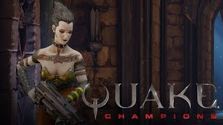 Quake Champions - Slash Champion Trailer