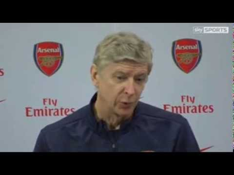 Arsene Wenger plays down Berbatov link