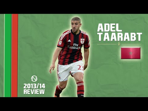 ADEL TAARABT | Goals, Skills, Assists | AC Milan | 2013/2014 (HD)